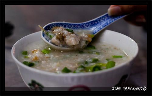 cinta street fish porridge @ Penang-3