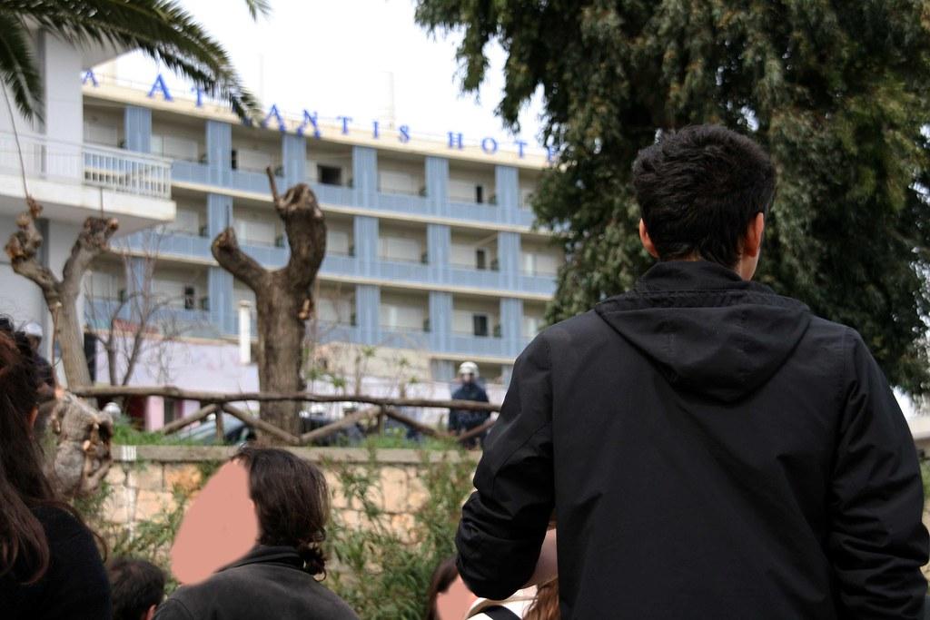 Η υπουργός παιδείας στο Ηράκλειο