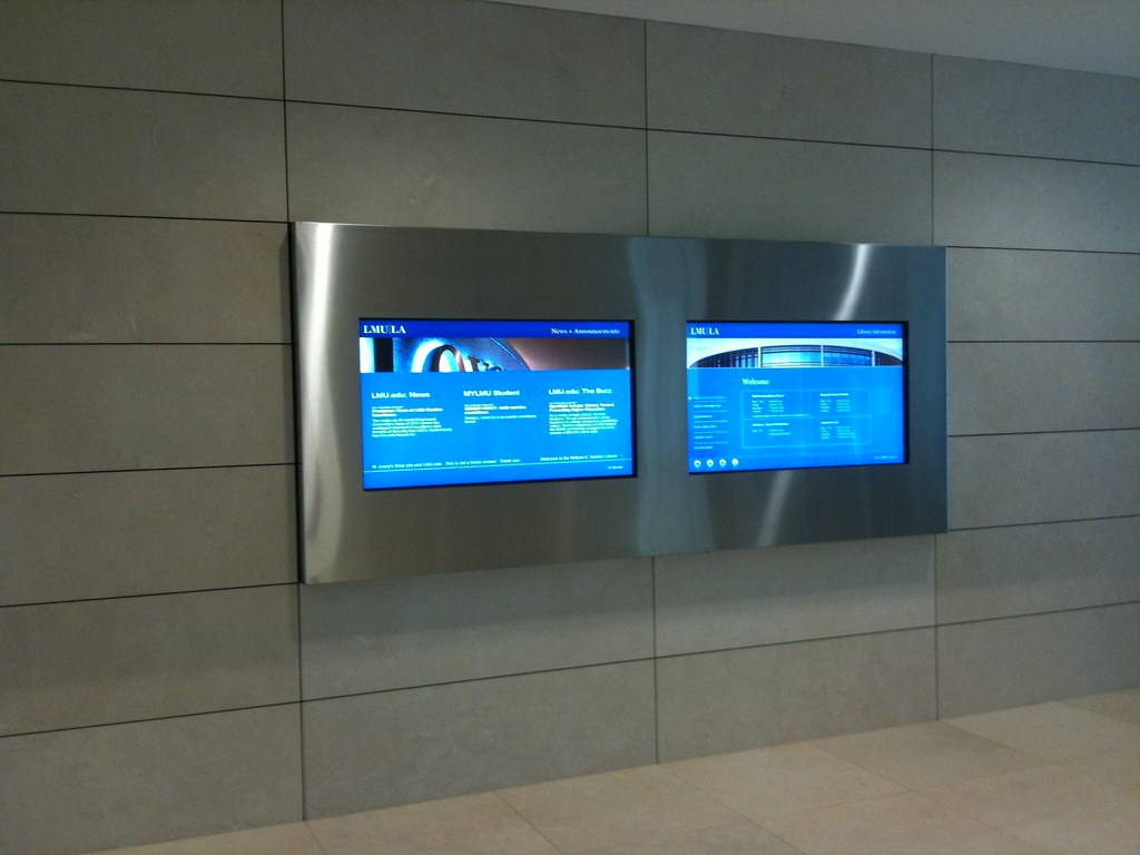 Information Screens