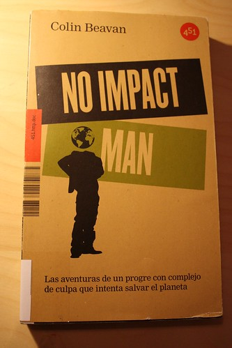 no impact man, ecologismo sostenible