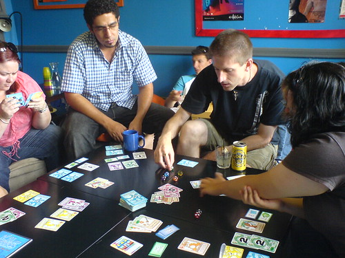 Cafe Games: Killer Bunnies Card Game