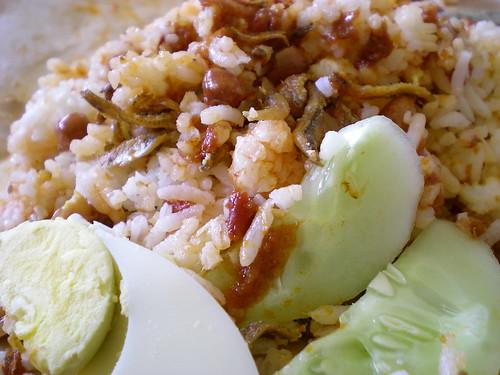 Bandong's nasi lemak