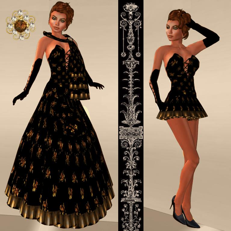 Nostalgie Marigold by Silk & Satyr
