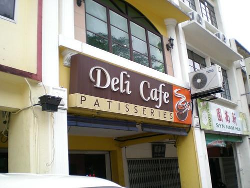 Deli Cafe 1