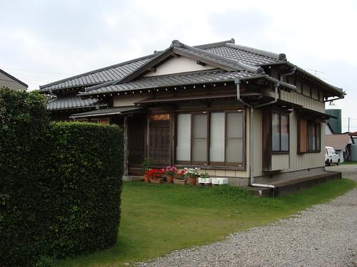 Casas japonesas en yachimata todo sobre jap n - Casas japonesas tradicionales ...