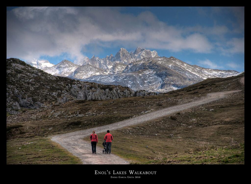 Enol's Lakes Walkabout