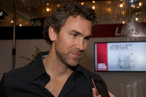 Trevor Linden meet'n'greet