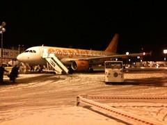 Boarding at last