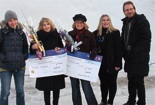 Jury & prisvinnere