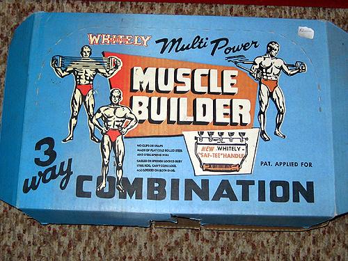 Whitely Multi Power Muscle Builder