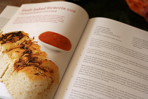 fociccia recipe