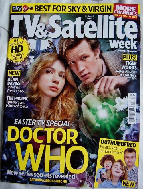 TV & Satellite Week, 3-9 April 2010