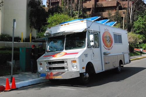 Tabe BBQ truck
