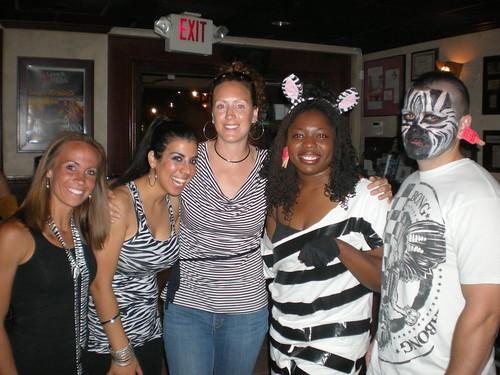 A Pack of Zebras!