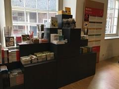 Boekenverkoop AmsterdamMuseum