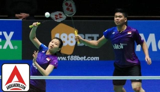 #Sports : Kurang Tenang, Praveen/Debby Kandas di Perempat Final
