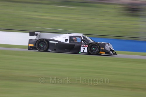 LMP3 Cup during the MSVR Weekend at Donington Park, April 2017
