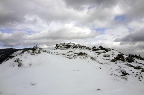 Bondcliff Trail Summit Approach