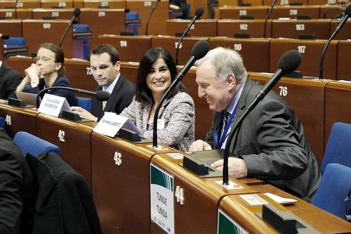 Congreso de Autoridades Locales y Regionales del Consejo de Europa (29-03-2017)
