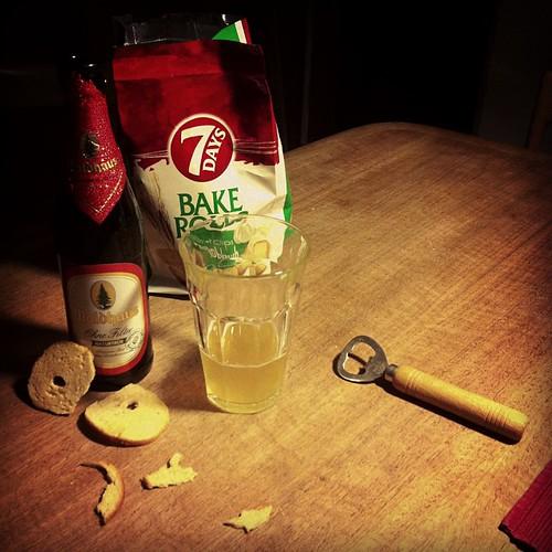 Bier & Cracker #Waldhaus