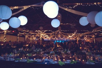Paper Lantern Reception - Blumz by JRDesigns in metro Detroit