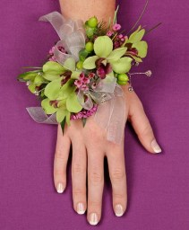 Wrist Corsage - by Blumz by JRDesigns in metro Detroit and Flower Shop Network