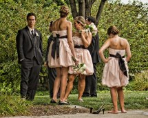Flickr Barefoot Bridesmaids
