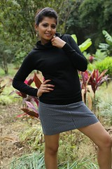 Indian Actress DISHA POOVAIAH Hot Photos Set-2  (46)