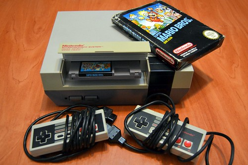 Nintendo by Emilio__, on Flickr
