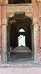 Entryway to Muhammad Shah Sayyid Tomb, Lodhi Garden, New Delhi, India