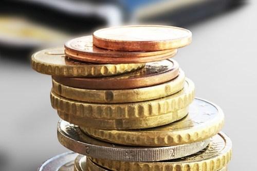Euro Münzgeld und Portmonee - Nahaufnah by Christoph Scholz, on Flickr