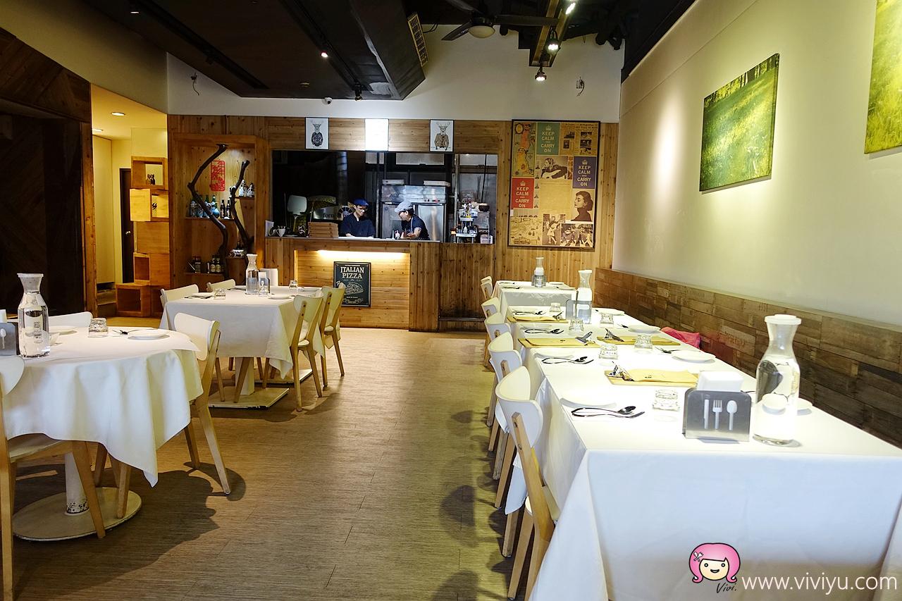 [蘆竹.美食]義大利APN認證的披薩.Green House Trattoria 綠房餐廳~南崁交流道旁隱藏義式料理(關門大吉) @VIVIYU小世界