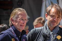 Mille miglia 2011 en 2012 NL-38 Harm Lagaaij en Nederlander Adrian van Hooijdonk