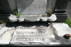 Grant stones