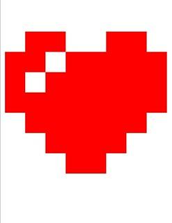 Minecraft Heart
