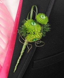 Boutonniere - by Blumz by JRDesigns in metro Detroit and Flower Shop Network