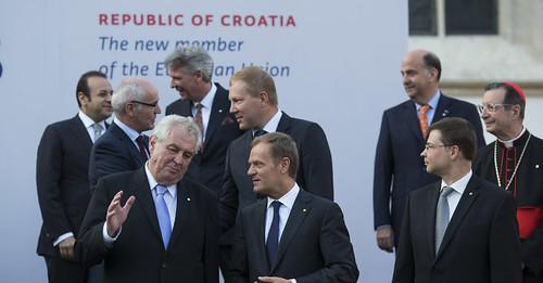 Chorwacja nowym członkiem Unii Europejskiej