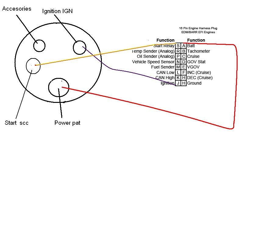 indmar mefi 4 wiring diagram