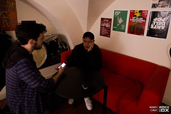 20170319 - Entrevista Motorama @ Sabotage Club