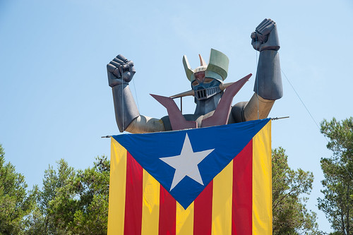 Cataluña + + no es + España