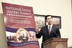2011 national faith leaders summit - capitol hill