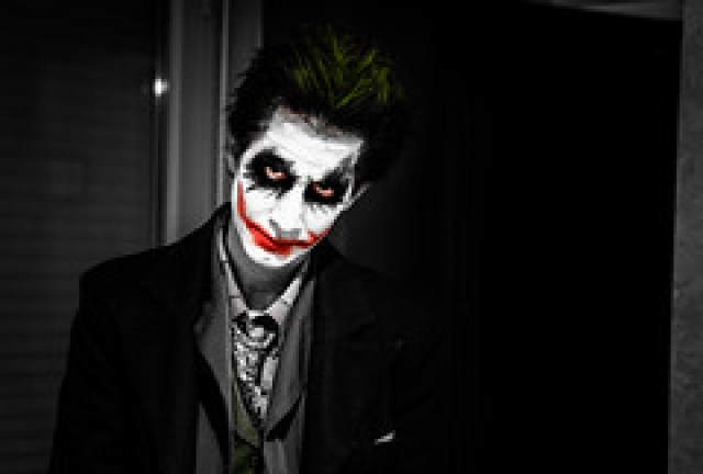 why so serious ?!