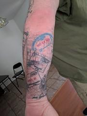 Travel Sleeve Tattoo