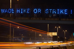 On Strike for Low Wage Workers