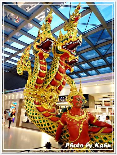 【曼谷】回家去囉! - Suvarnabhumi Airport(蘇凡納布國際機場) - 跟澳門仔凱恩去吃喝玩樂