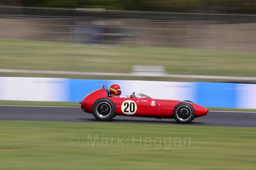 The HSCC Silverline Championship at the Donington Historic Festival 2017