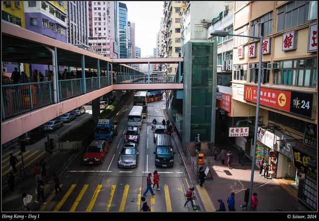 [遊記] 香港四天三夜自由行 – 香港街景   熱血剪貼部