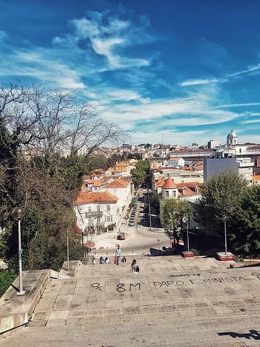 8M Paro Feminista em Coimbra