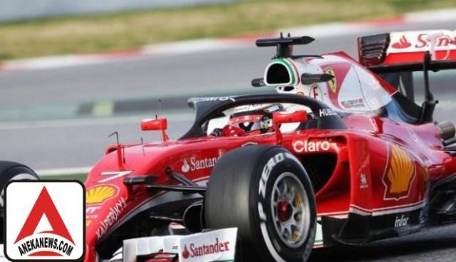 #Sports : Kimi Raikkonen Kuasai FP1 F1 GP Rusia