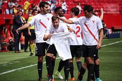 Sevilla Atlético 6 - 2 Real Valladolid